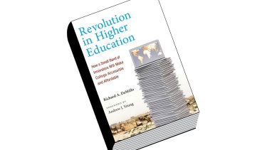 Review: Revolution in Higher Education, by Richard A. DeMillo