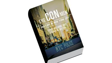 Review: The Con Men, by Terry Williams and Trevor B. Milton