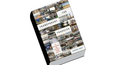 Review: The Transparent Traveler, by Rachel Hall