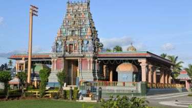 Sri Siva Subramaniya temple in Nadi, Fiji