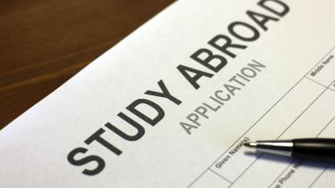 Study abroad application form