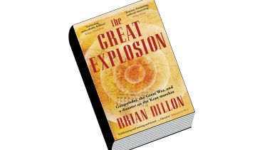 Book review: The Great Explosion: Gunpowder, the Great War and a Disaster on the Kent Marshes, by Brian Dillon