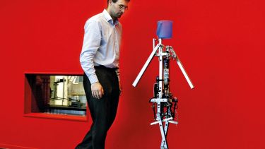 Bio Robotics at Delft University of Technology