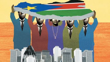 South Sudan opinion