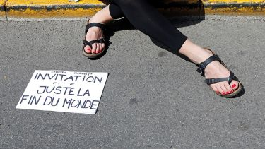 French sign