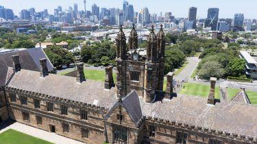 Most beautiful universities in Australia