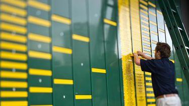 Wimbledon scorer