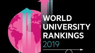 World University Rankings 2019 cover