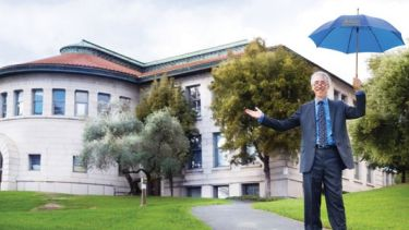 Berkeley's forecast: sunshine after the storm