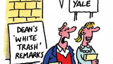 Yale cartoon