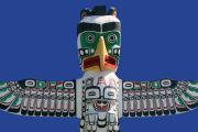 Aboriginal totem, Canada