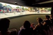 Academic audience watching Halka/Haiti 18°48´05˝N 72°23´01˝W