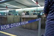 American border control