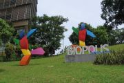 Biopolis international research and development centre, Singapore