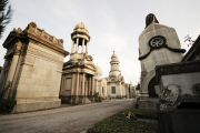 Cemetery in Italy