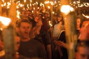 Charlottesville protesters