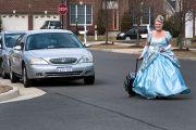 Cinderella with a suitcase