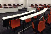 City University London horseshoe lecture theatre