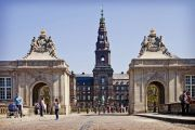 Christiansborg Palace, Denmark