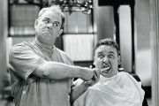 Man and dentist