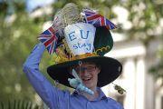 EU stay hat