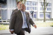 Ali Bongo Ondimba, president of Gabon.