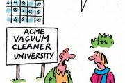 The week in higher education cartoon (10 November 2016)