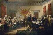 Declaration of Independence (1819) by John Trumbull
