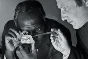 Inspecting a diamond
