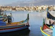 Malta fishing boat zonqor university US campus plan jordan de paul