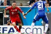 Bayern v Chelsea, football match