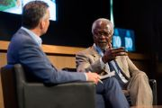 Kofi Annan in conversation, IMD Business School