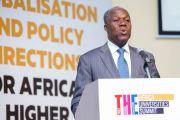 Kwesi Bekoe Amissah-Arthur at THE Africa Universities Summit 2016