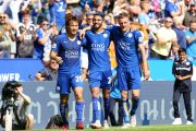 Players from Leicester City Football Club