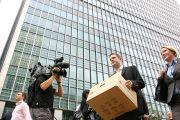 Leaving Lehman Brothers
