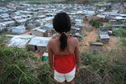 life in colombia slum