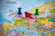 Map of Europe/Best universities in Europe 2016