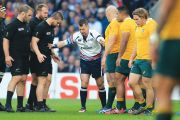 New Zealand All Blacks and Australia Wallabies players, Rugby World Cup final 2015