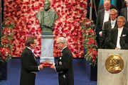 Nobel prizewinner