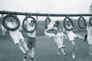 Old school athletics