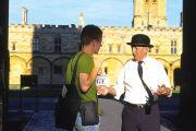 Oxford college porter