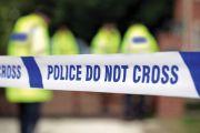 'Police, do not cross' crime scene tape