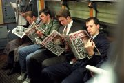Reading the Sun on the Tube