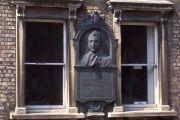 Rhodes bust in Oxford