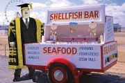 Shellfish bar
