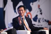 Ye Kung Ong speaks at the World Academic Summit