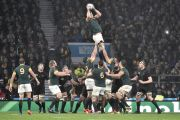 South Africa v New Zealand, Rugby World Cup, Twickenham Stadium, London