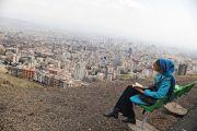 Woman in Tehran