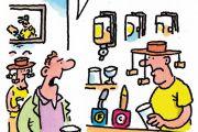 The week in higher education cartoon (7 April 2016)