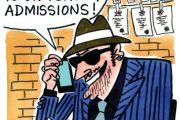 The week in higher education cartoon (11 August 2016)